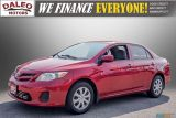 2013 Toyota Corolla CE / BLUETOOTH / HEATED SEATS / TRACTION CONTROL Photo37