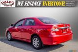 2013 Toyota Corolla CE / BLUETOOTH / HEATED SEATS / TRACTION CONTROL Photo39