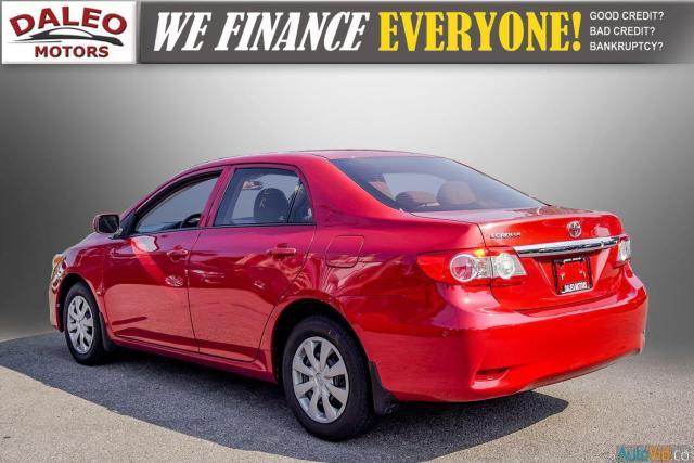 2013 Toyota Corolla CE / BLUETOOTH / HEATED SEATS / TRACTION CONTROL Photo8