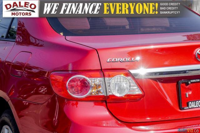 2013 Toyota Corolla CE / BLUETOOTH / HEATED SEATS / TRACTION CONTROL Photo12