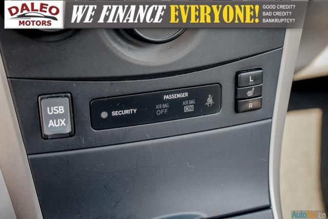 2013 Toyota Corolla CE / BLUETOOTH / HEATED SEATS / TRACTION CONTROL Photo25