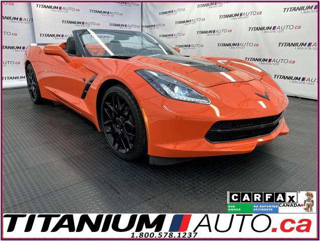 2019 Chevrolet Corvette 2.99% FINANCING Convertible+Perf Exhaust+Magnetic