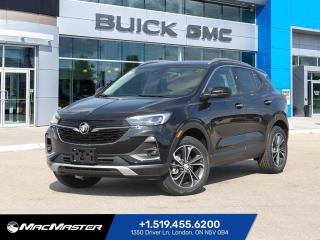 New 2021 Buick Encore GX Essence TURBO   AWD   NAVIGATION   REMOTE START   BLIND SPOT SENSOR   HEATED SEATS for sale in London, ON