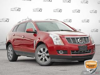 Used 2014 Cadillac SRX Luxury Awd | Navigation | Leather | Sunroof!! for sale in Oakville, ON