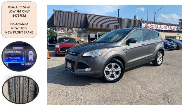 2013 Ford Escape FWD 4dr SE LOW KM new tires NO ACCIDENT SAFETY