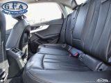 2017 Audi A4 KOMFORT, QUATTRO, LEATHER SEATS, AWD, MEMORY SEATS Photo31