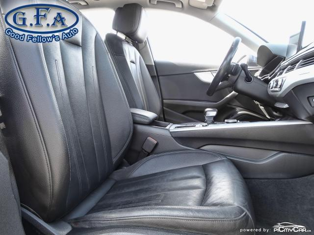 2017 Audi A4 KOMFORT, QUATTRO, LEATHER SEATS, AWD, MEMORY SEATS Photo11