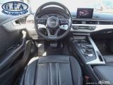 2017 Audi A4 KOMFORT, QUATTRO, LEATHER SEATS, AWD, MEMORY SEATS Photo35