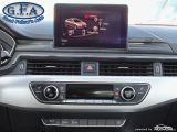 2017 Audi A4 KOMFORT, QUATTRO, LEATHER SEATS, AWD, MEMORY SEATS Photo36