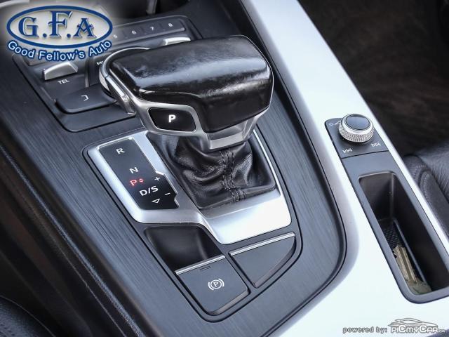 2017 Audi A4 KOMFORT, QUATTRO, LEATHER SEATS, AWD, MEMORY SEATS Photo16