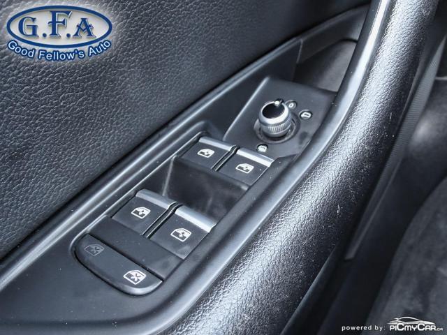 2017 Audi A4 KOMFORT, QUATTRO, LEATHER SEATS, AWD, MEMORY SEATS Photo20