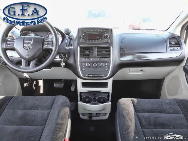 2014 Dodge Grand Caravan SE MODEL, 3.6L 6CYL, ALLOY Photo10
