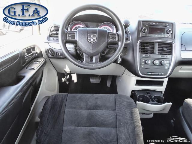 2014 Dodge Grand Caravan SE MODEL, 3.6L 6CYL, ALLOY Photo11