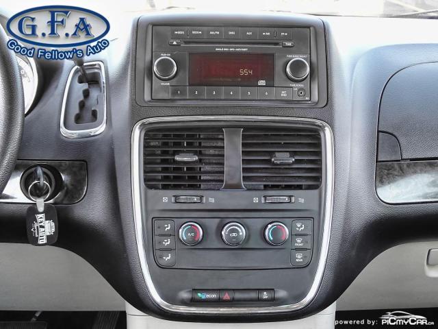 2014 Dodge Grand Caravan SE MODEL, 3.6L 6CYL, ALLOY Photo12