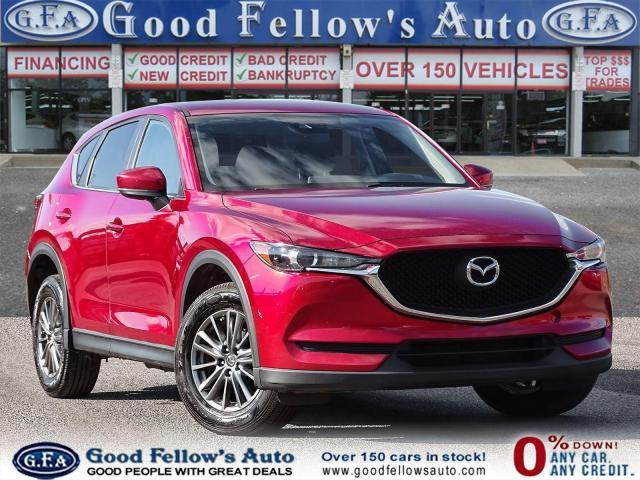 2018 Mazda CX-5 Good or Bad Credit Auto Financing ..! Photo1