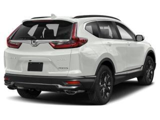 New 2021 Honda CR-V Black Edition for sale in Winnipeg, MB