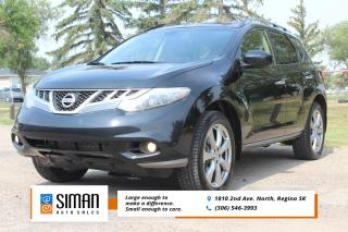 Used 2014 Nissan Murano Platinum LEATHER SUNROOF AWD for sale in Regina, SK