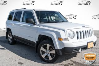 Used 2016 Jeep Patriot Sport/North SOLD AS TRADED, YOU CERTIFY, YOU SAVE!!! for sale in Barrie, ON