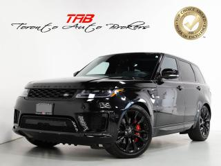 Used 2020 Land Rover Range Rover Sport HST I PANO I NAVI I 22 IN WHEELS I APPLE CARPLAY for sale in Vaughan, ON