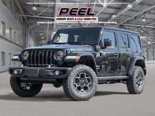 New 2021 Jeep Wrangler Unlimited 4xe Rubicon for sale in Mississauga, ON