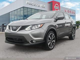 Used 2017 Nissan Qashqai SL for sale in Medicine Hat, AB