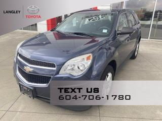 Used 2014 Chevrolet Equinox LS Rare Trim, Full Inspection for sale in Langley, BC
