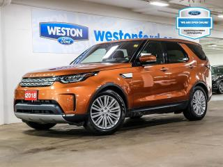 Used 2018 Land Rover Discovery HSE LUXURY for sale in Toronto, ON