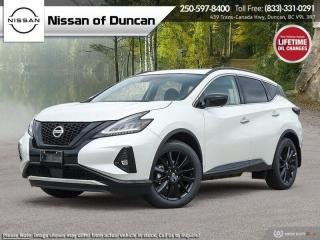 New 2021 Nissan Murano Midnight Edition for sale in Duncan, BC