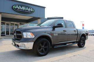Used 2018 RAM 1500 OUTDOORSMAN for sale in Tilbury, ON