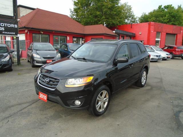 2010 Hyundai Santa Fe GL/ AWD / ALLOYS / NEW BRAKES / REMOTE START / A/C
