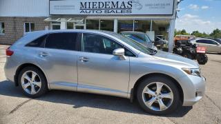 Used 2015 Toyota Venza LIMITED for sale in Mono, ON