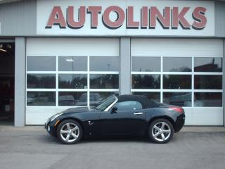 Used 2007 Pontiac Solstice manual trans   low/low kms for sale in St Catharines, ON