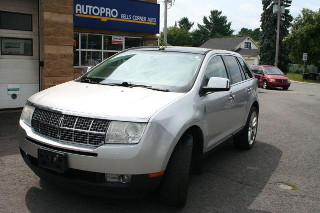 2010 Lincoln MKX AWD 4dr w/NAVIGATION