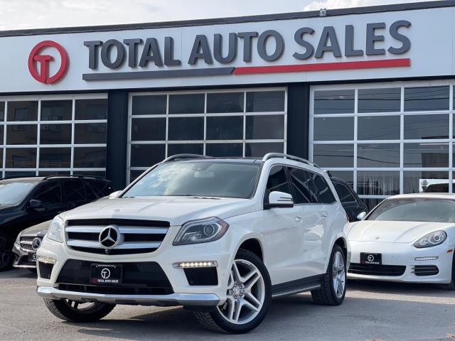 2014 Mercedes-Benz GL-Class //AMG | NAVI | XENON | PANO | NO ACCIDENTS