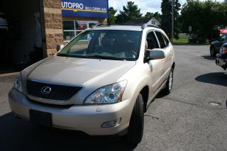 Used 2007 Lexus RX 350 4WD 4dr W/NAVIGATION for sale in Nepean, ON
