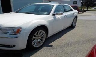 Used 2011 Chrysler 300 LIMITED for sale in St Catharines, ON