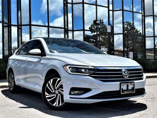 Used 2019 Volkswagen Jetta EXECLINE|AUTO|DIGITAL CLUSTER|SUNROOF|ALLOYS|REAR VIEW| for sale in Brampton, ON
