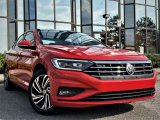 Used 2019 Volkswagen Jetta EXECLINE|AUTO|DIGITAL CLUSTER|ALLOYS|AMBIENT LIGHTS|SUNROOF| for sale in Brampton, ON
