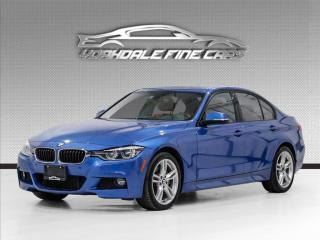 Used 2017 BMW 3 Series 330i xDrive M Sport, Navigation, Camera, Loaded for sale in Concord, ON