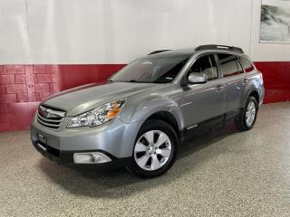 Used 2011 Subaru Outback 2.5I LIMITED FULL SERVICE RECORDS CLEAN CARFAX for sale in North York, ON