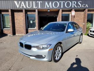 Used 2014 BMW 3 Series 4dr Sdn 320i xDrive AWD for sale in Brampton, ON