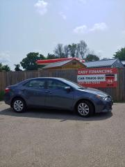 Used 2014 Toyota Corolla LE beautiful quality car,fully certified,low kilometers for sale in Brantford, ON
