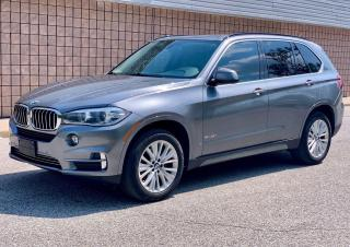 Used 2015 BMW X5 xDrive35i | NAVI | BACK-UP CAM | PANO ROOF | NO ACCIDENTS for sale in Barrie, ON