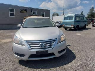 Used 2013 Nissan Sentra S 6MT for sale in Stittsville, ON