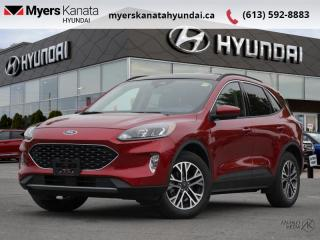 Used 2020 Ford Escape SEL  - $275 B/W - Low Mileage for sale in Kanata, ON
