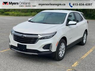 Used 2022 Chevrolet Equinox LT  - Heated Seats for sale in Orleans, ON
