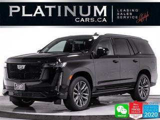 Used 2021 Cadillac Escalade Sport Platinum,7 PASSENGERS,4WD,SUPER CRUISE,CAM for sale in Toronto, ON
