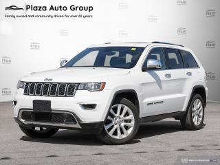 Used 2017 Jeep Grand Cherokee Limited for sale in Orillia, ON