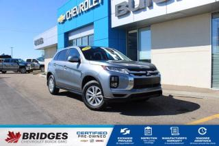 Used 2020 Mitsubishi RVR SE**Heated Seats | Remote Start | No Accidents** for sale in North Battleford, SK