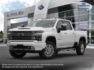 Used 2020 Chevrolet Silverado 3500HD High Country for sale in Ottawa, ON